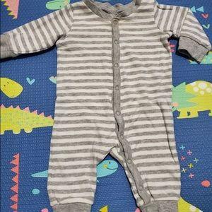 Stripe bodysuit PJ